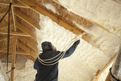Ses Spray Foam Contractors Insulation