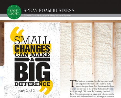 Small Change Can Make a Big Difference Part 2