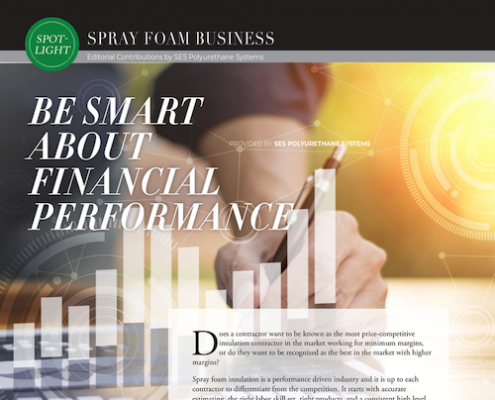 Be Smart About Financial Performance